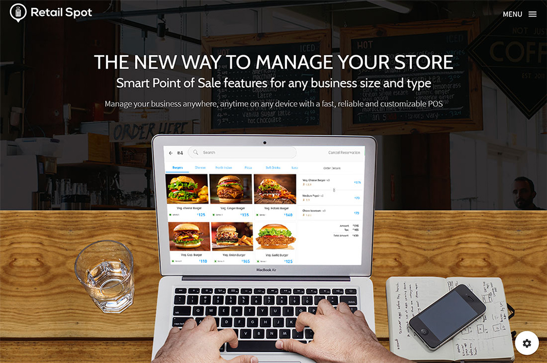 Retail Spot HTML Theme by Propeller
